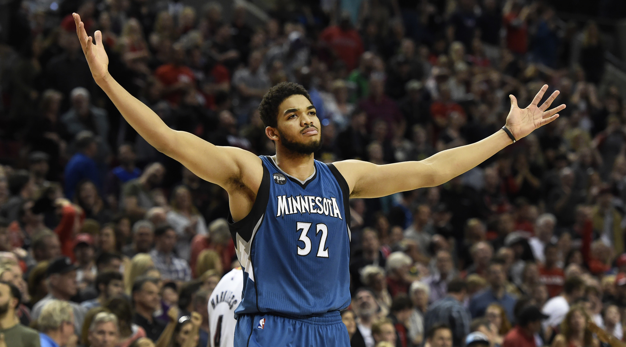 Timberwolves Karl Anthony Towns is unanimous Rookie of the Year