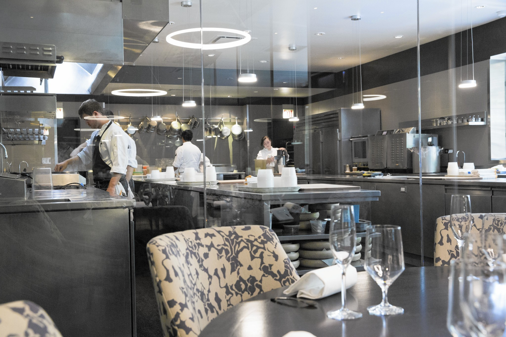 Alinea Reopens This Week After 5 Month Remodel Chicago