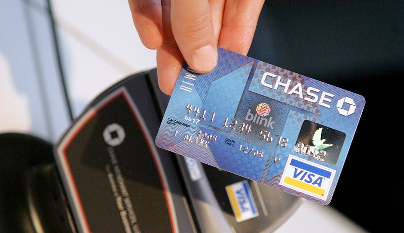 Chase changes overdraft policy: No credit cards for backup funding
