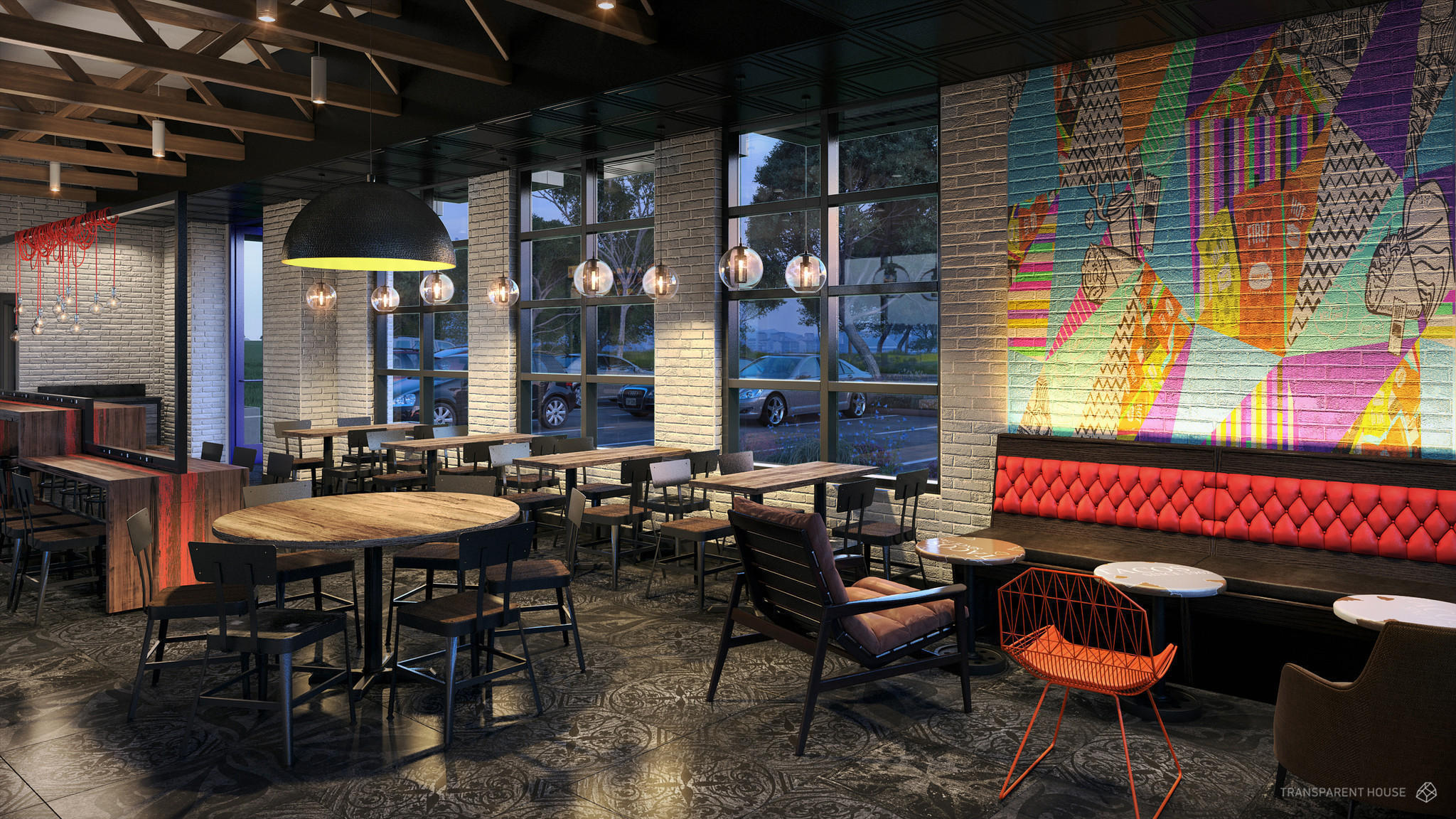 Taco bell hopes its new restaurant designs will entice you