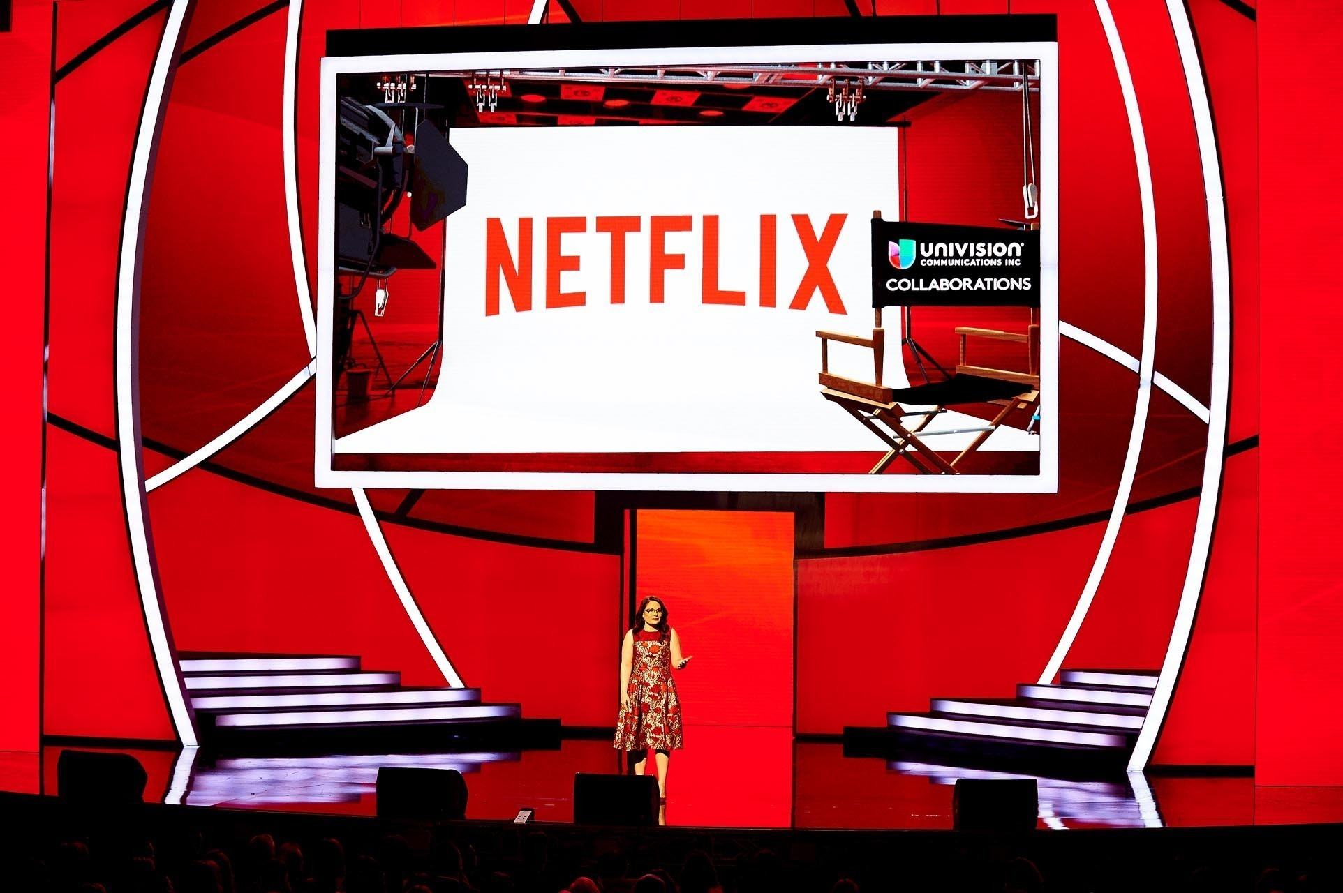 Univision teams with Netflix, announces new slate of programming - LA Times