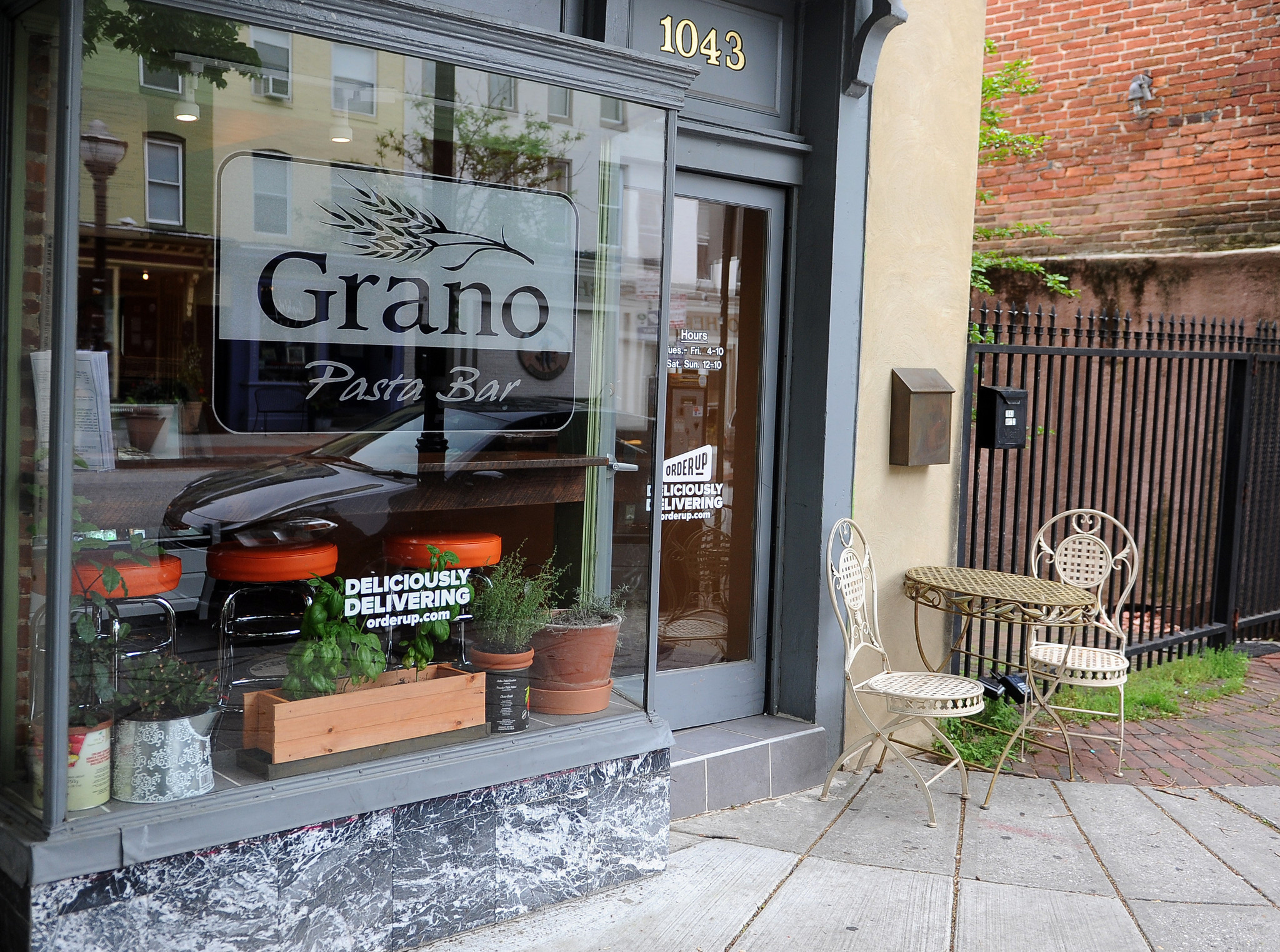 Big Flavor At Grano Pasta Bar S Second Home In Federal