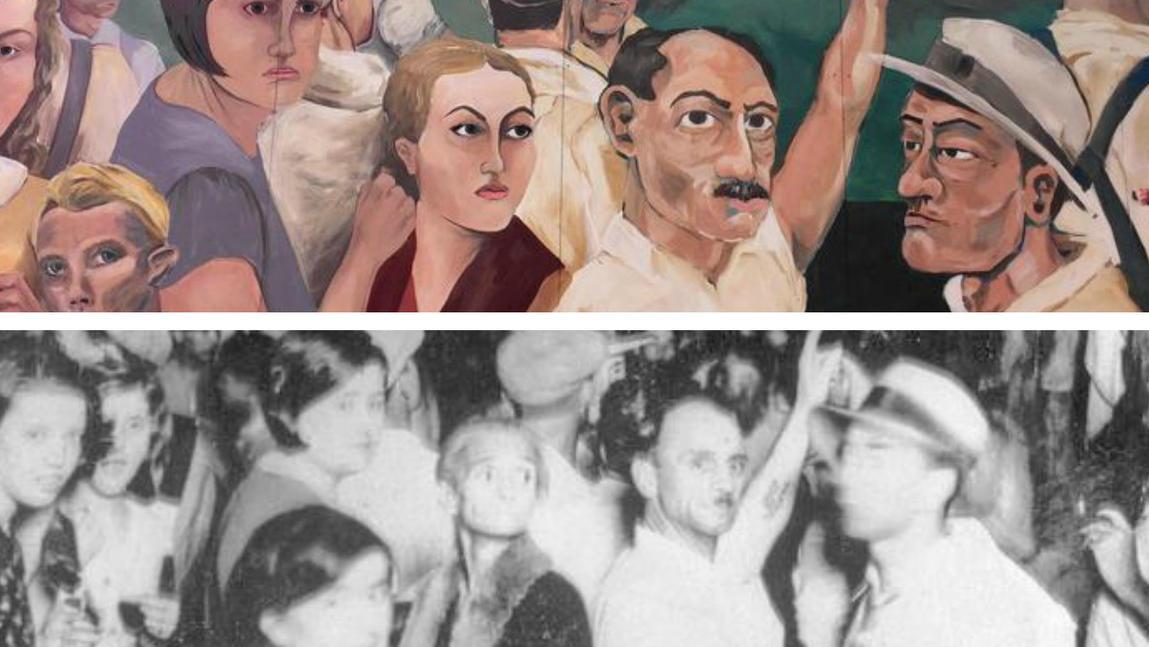 Elgin mural