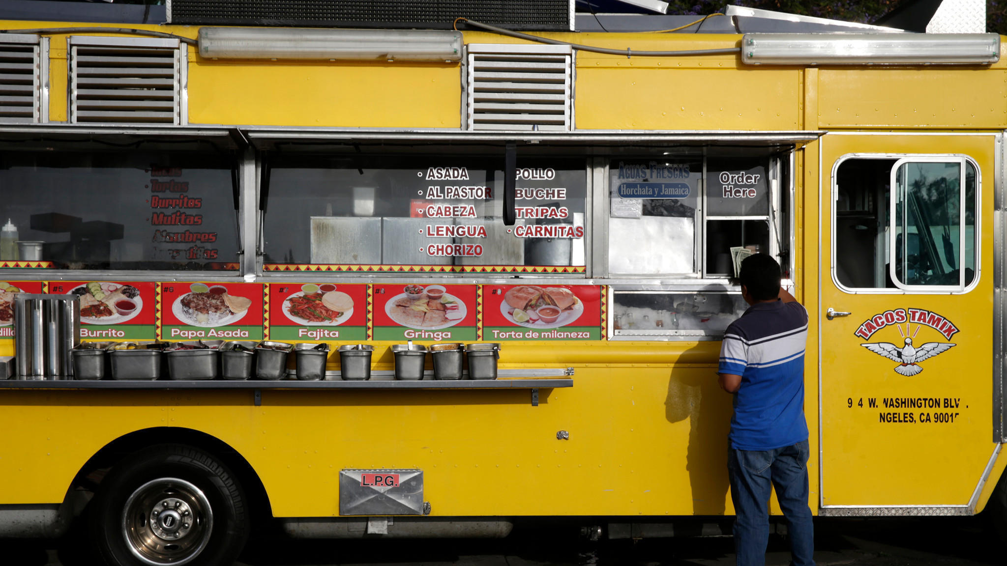 The dark side of trendy food trucks a poor health safety record la times