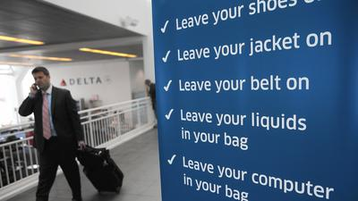 TSA Pre-Check Will Shorten Your Time In Security Checkpoint Lines