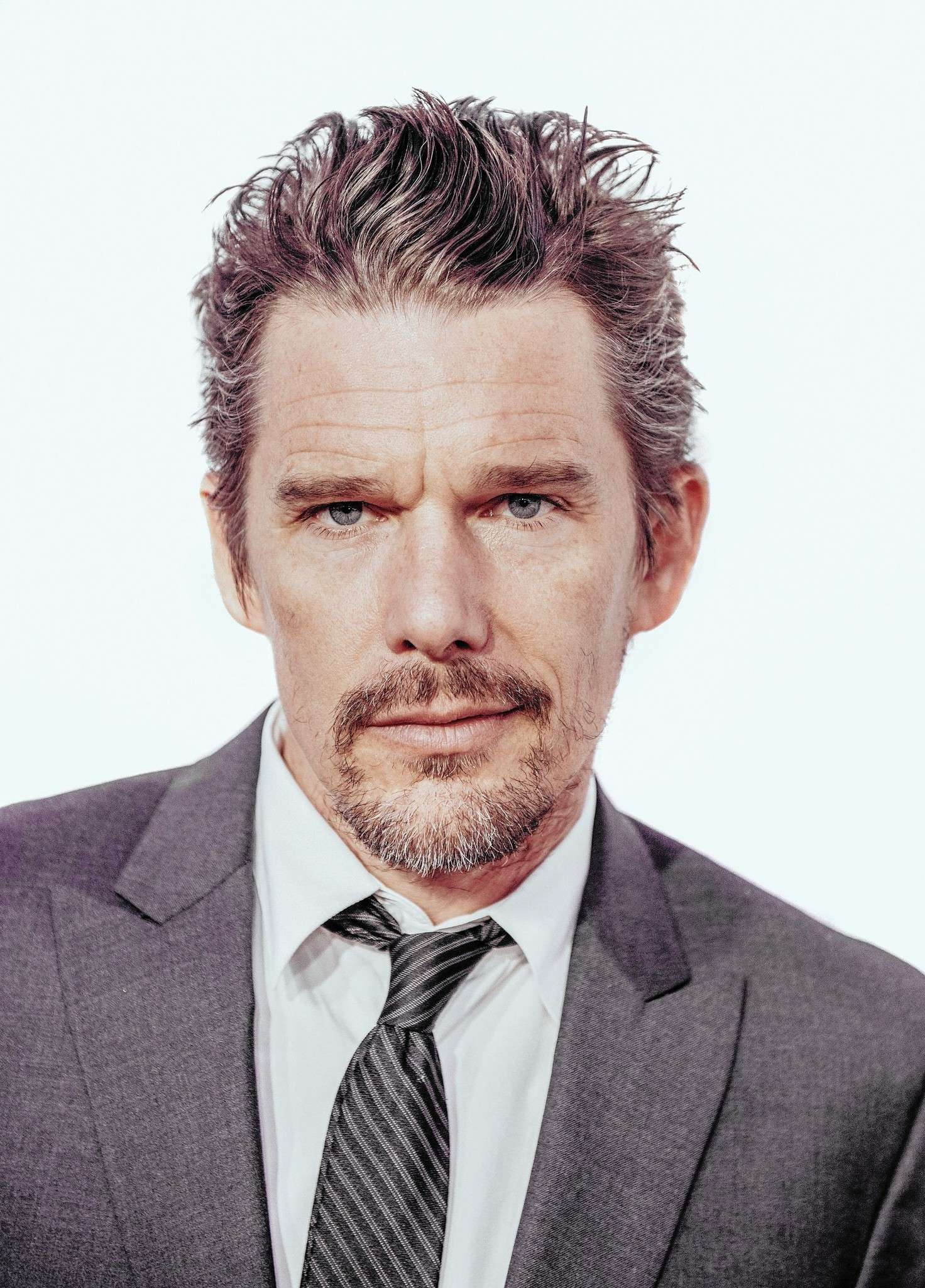 Ethan Hawke on 'Indeh'...
