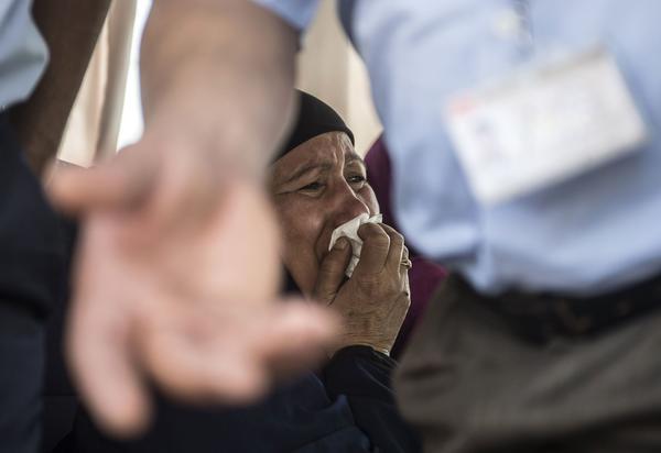 (Khaled Desouki / AFP/Getty Images)
