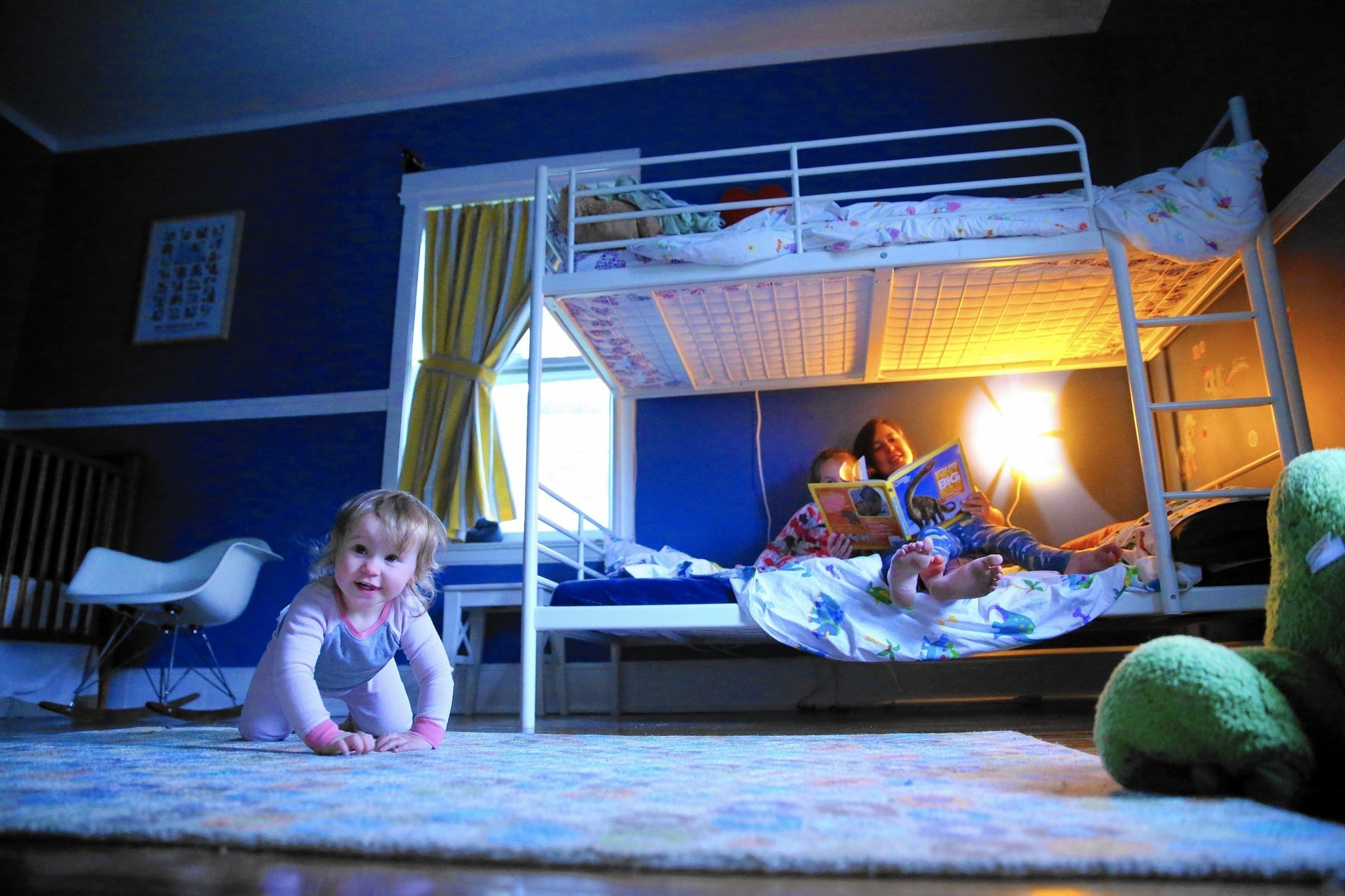 Why Parents Are Choosing To Have Kids Share Rooms Even