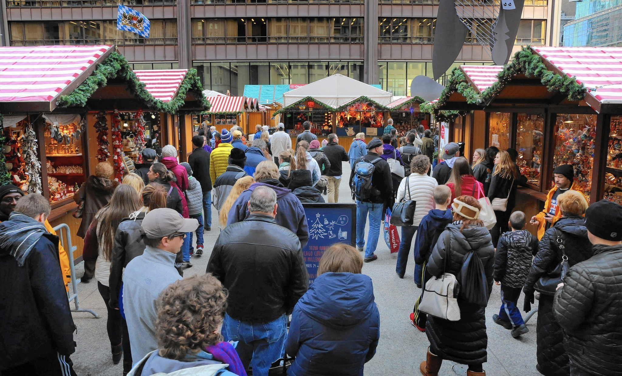 christkindlmarket moving its suburban location to naperville naperville sun - Chicago Christmas Market