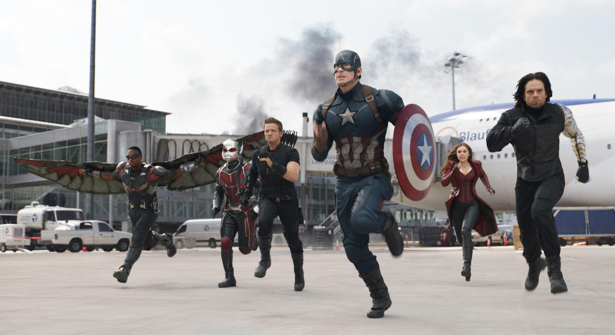 'Captain America: Civil War,' minus the explosions, an ensemble drama like 'The Good Wife'?