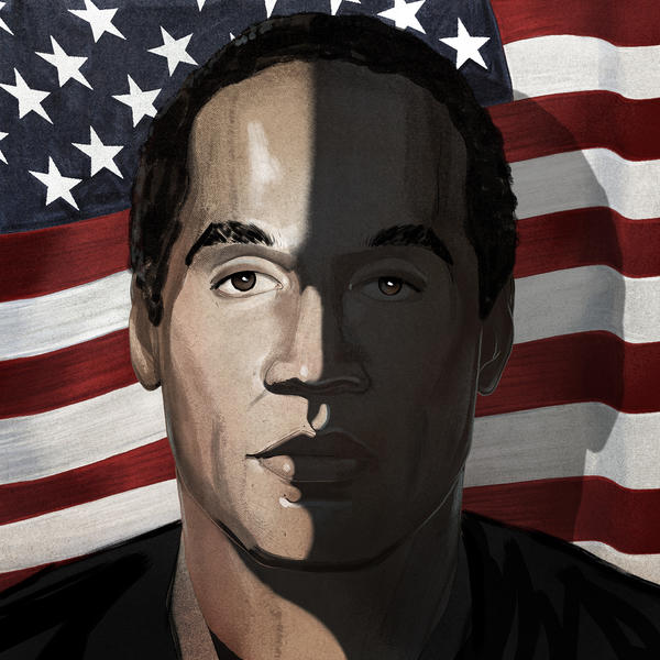 """O.J.: Made in America"" blurs the line between movies and TV. (Jonathan Bartlett / For The Times)"