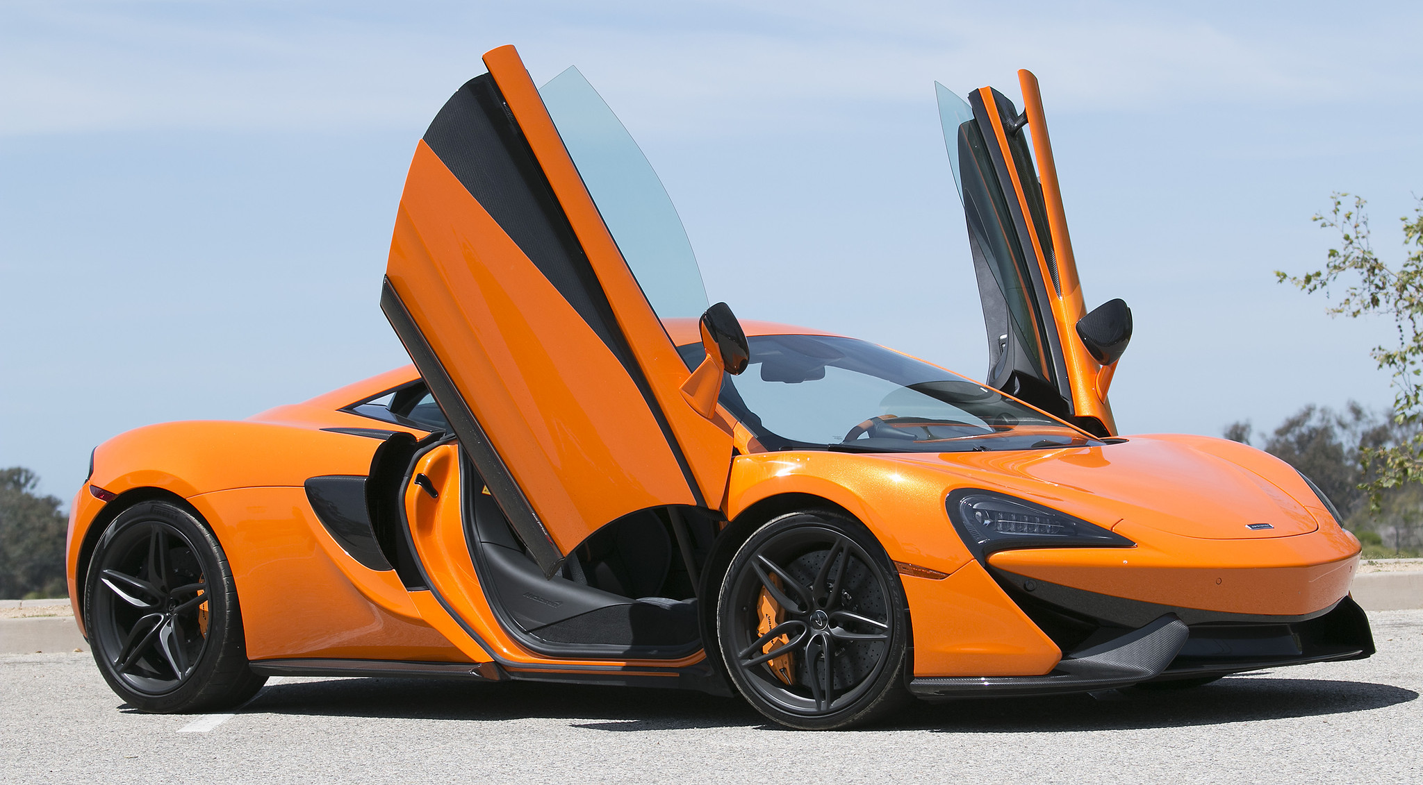 McLaren builds a car for the masses with a 200000 price tag