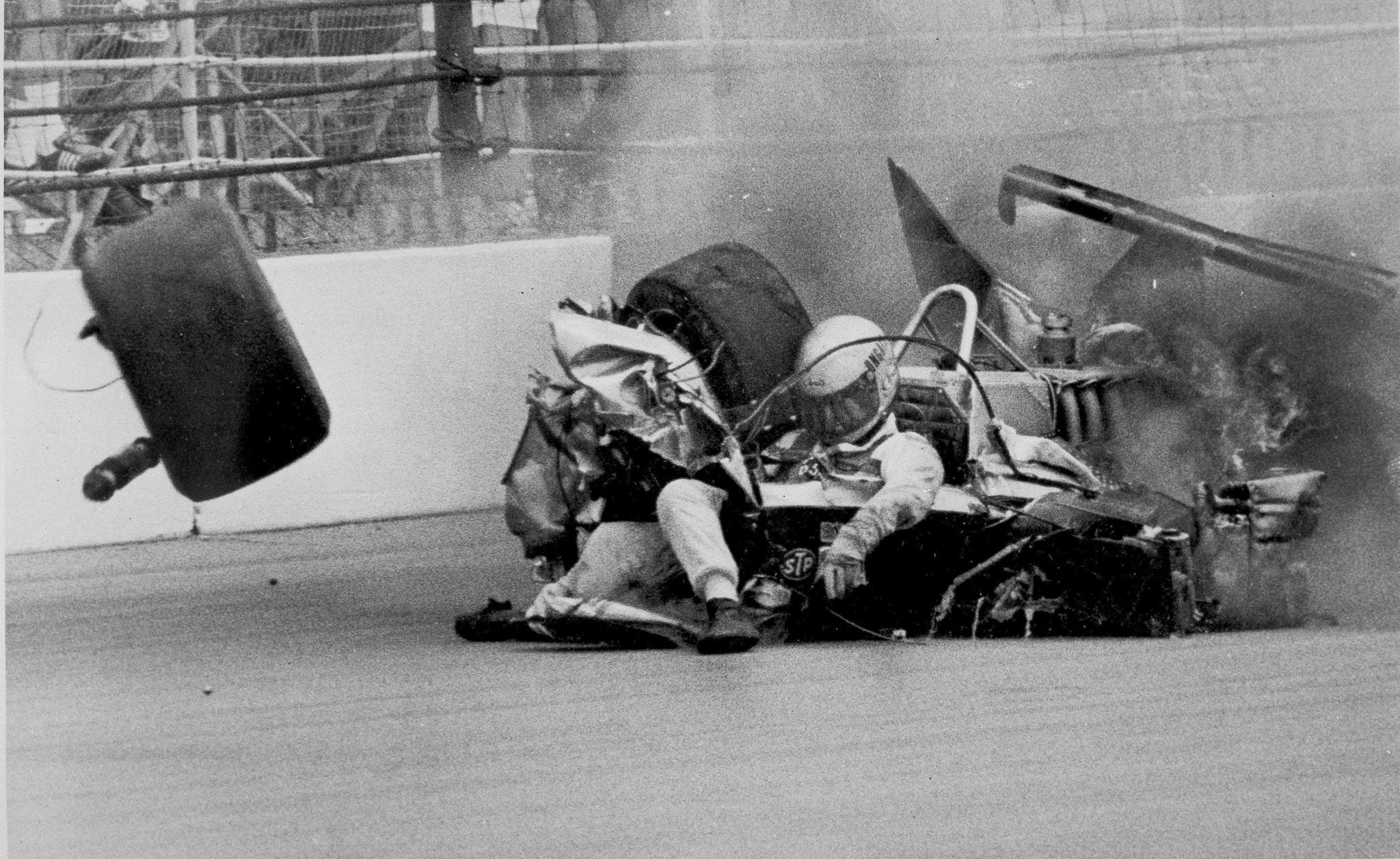Some Of The Worst Crashes In Indianapolis 500 History