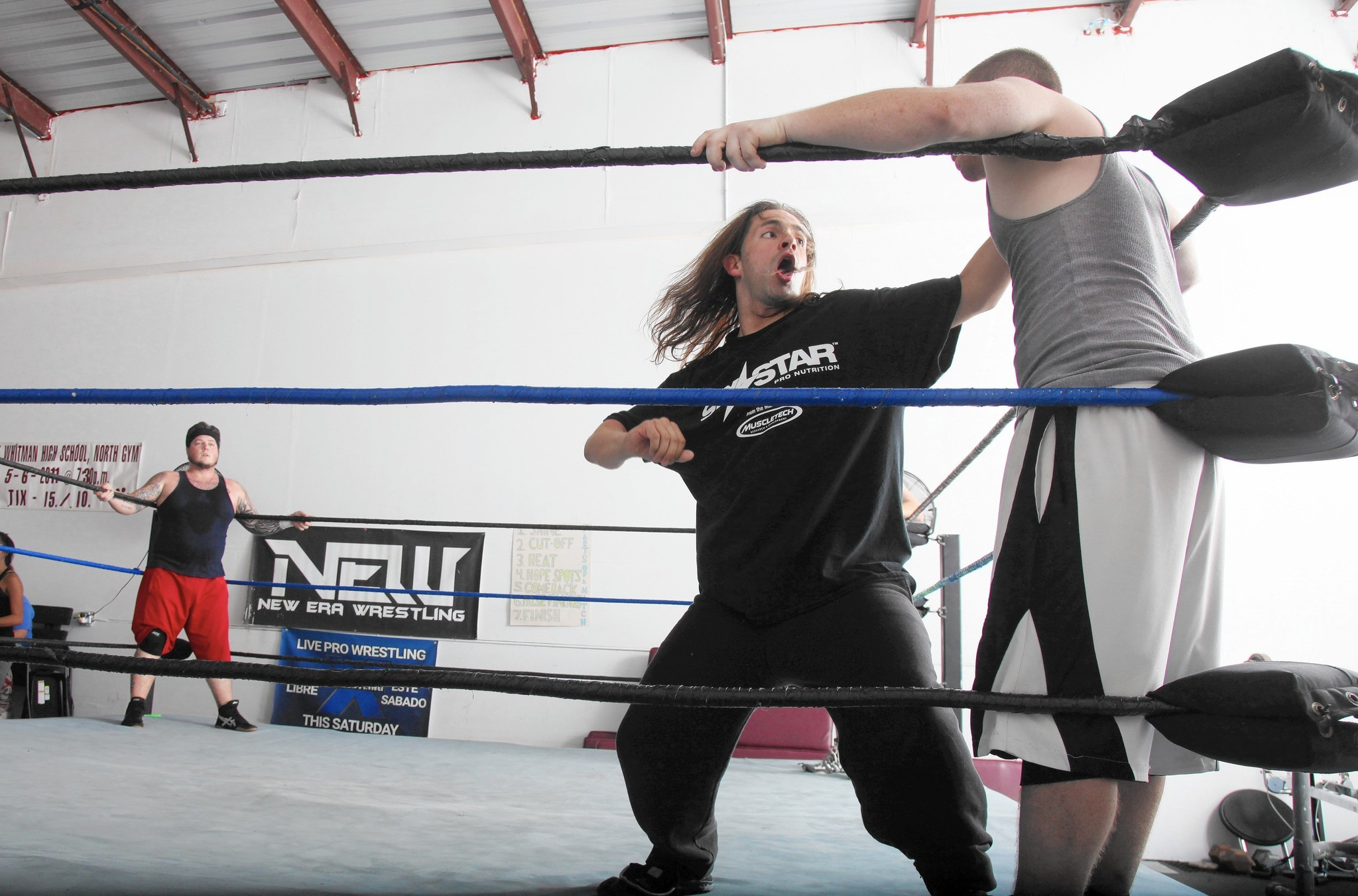 kindergarten teacher by day pro wrestler at night orlando sentinel