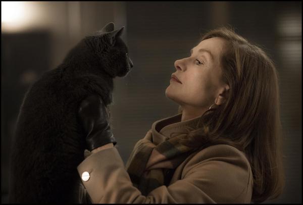 """Isabelle Huppert in """"Elle."""" (Guy Ferrandis / SBS Entertainment)"""