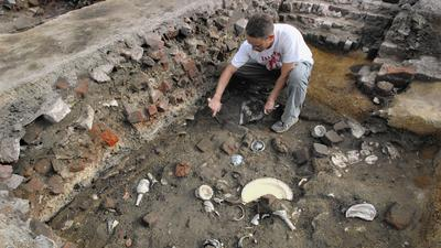 Rescuing Hampton's past one archaeological dig at a time