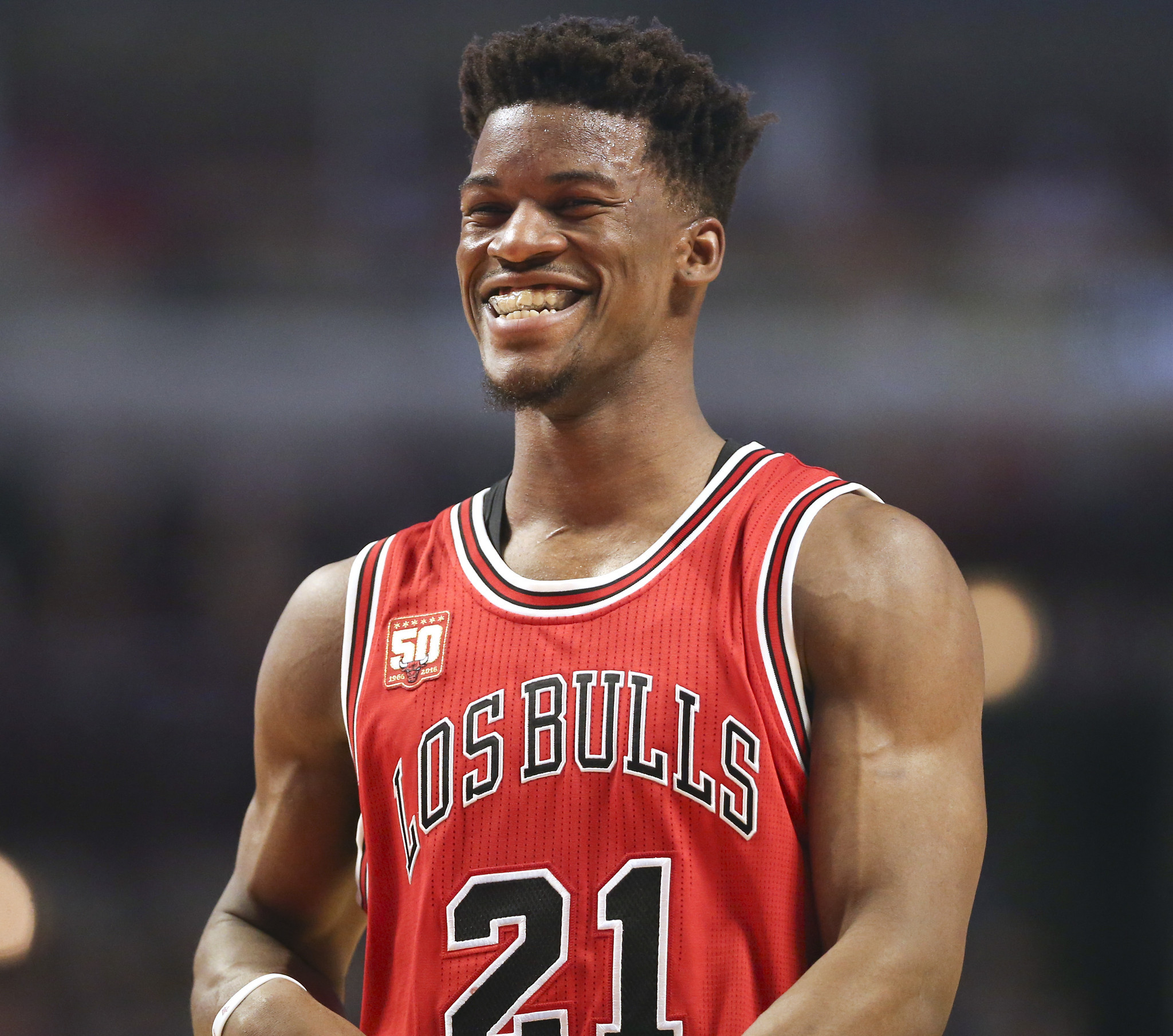... with the idea of the Bulls trading Jimmy Butler - Chicago Tribune