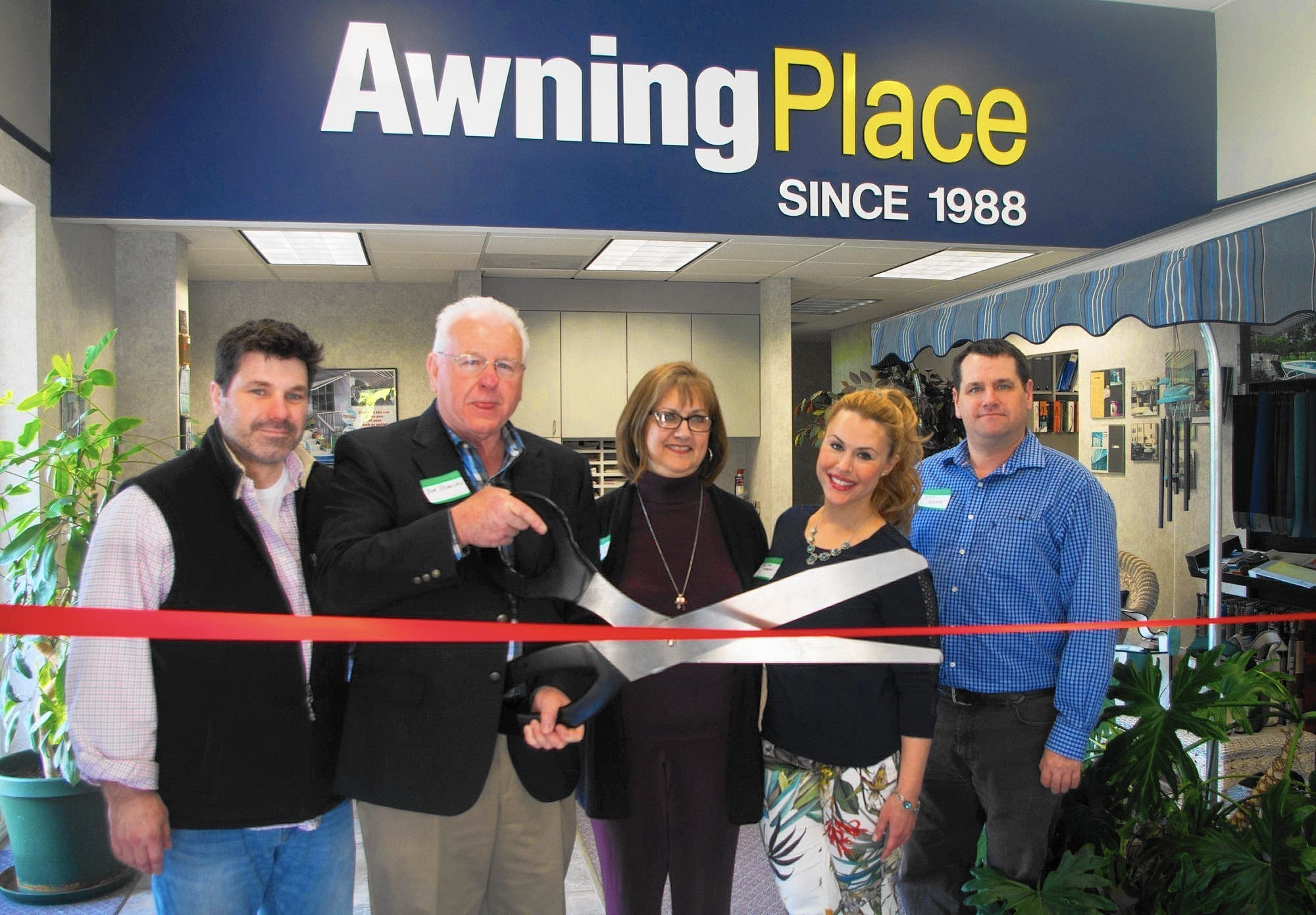 Awning Place Joins CT River Valley Chamber