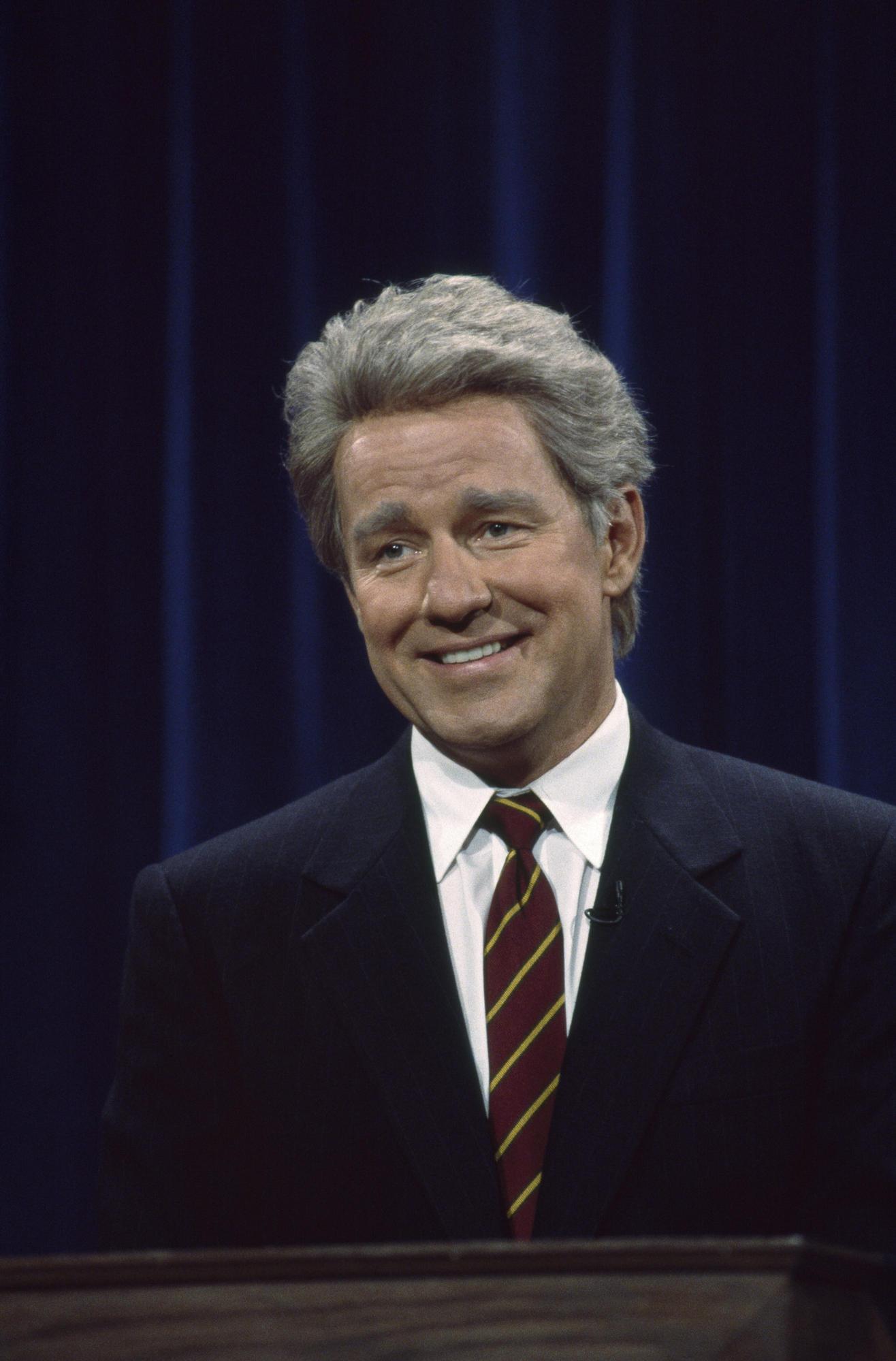 Phil Hartman as Bill Clinton
