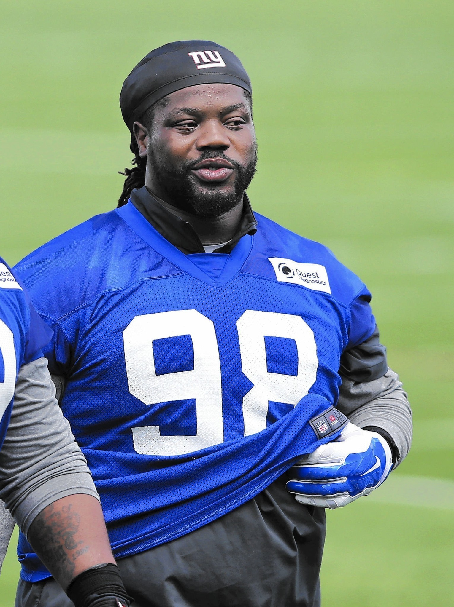 Giants DT Damon Harrison rewards his mom with a house The