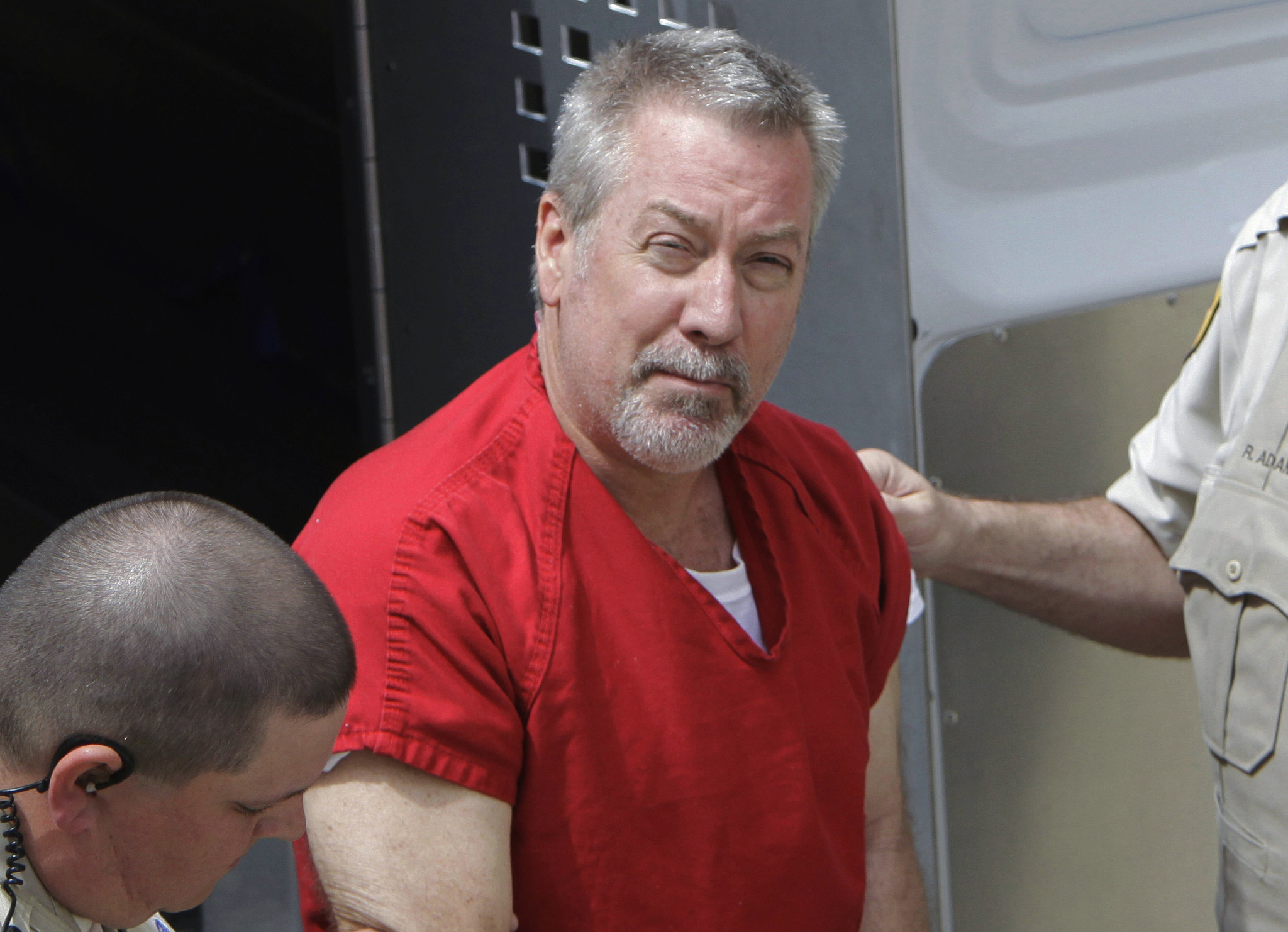 Drew Peterson Admitted Killing Missing Wife, Wanted Prosecutor Dead, Inmate  Testifies  Chicago Tribune