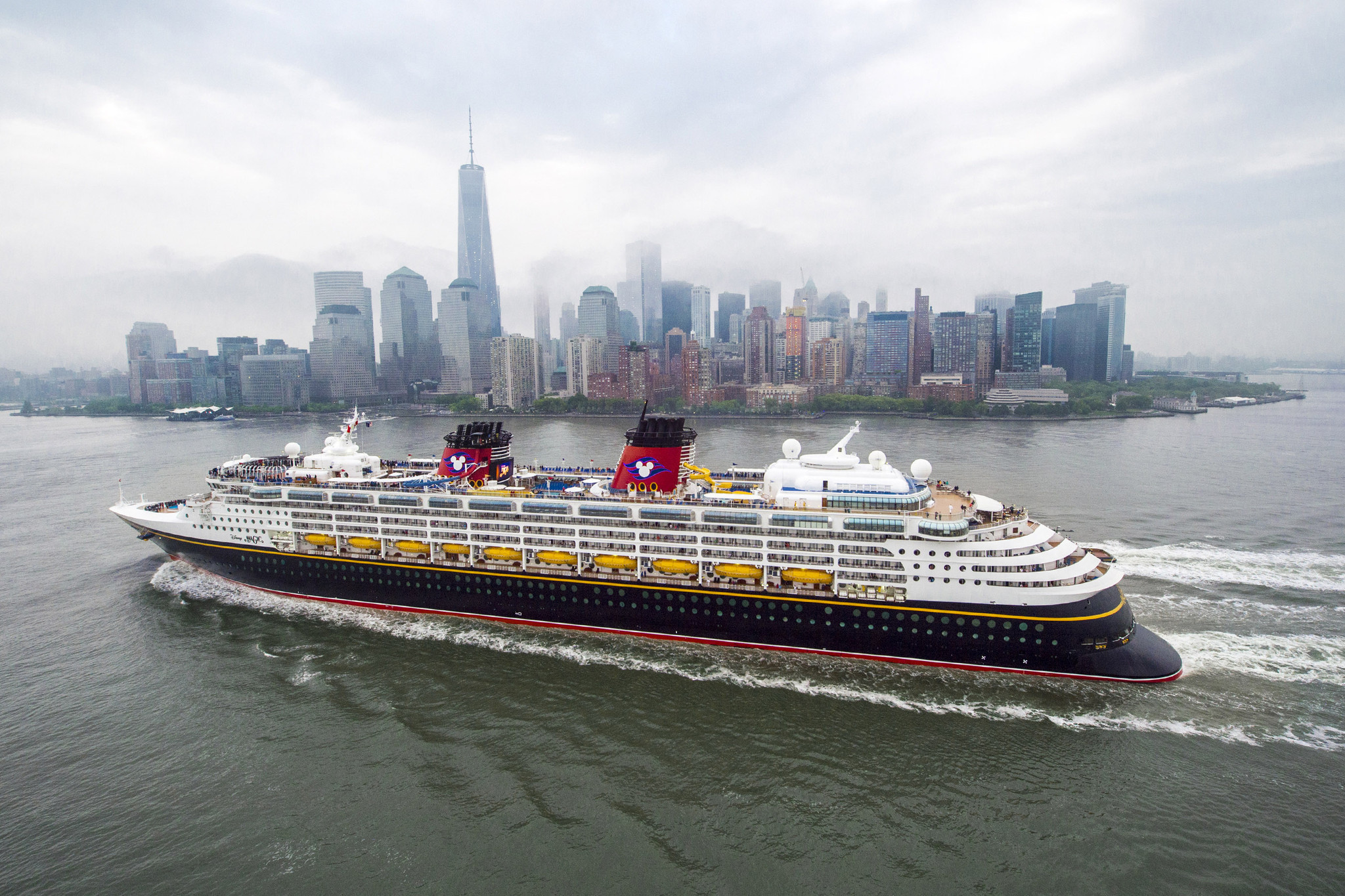 Disney Cruise Line Lays Out Fall Ship Deployment Orlando - Cruises out of nyc
