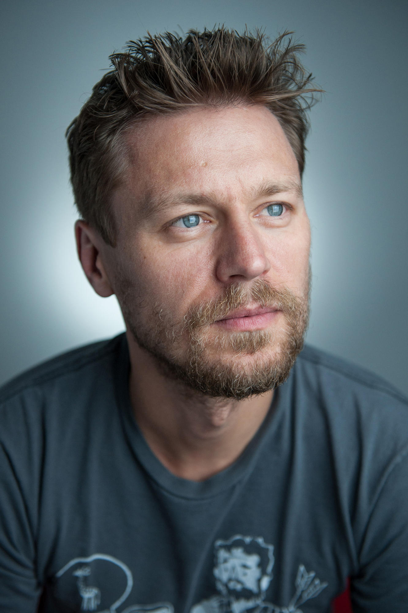 Naughty Dog Co-President Christophe Balestra.