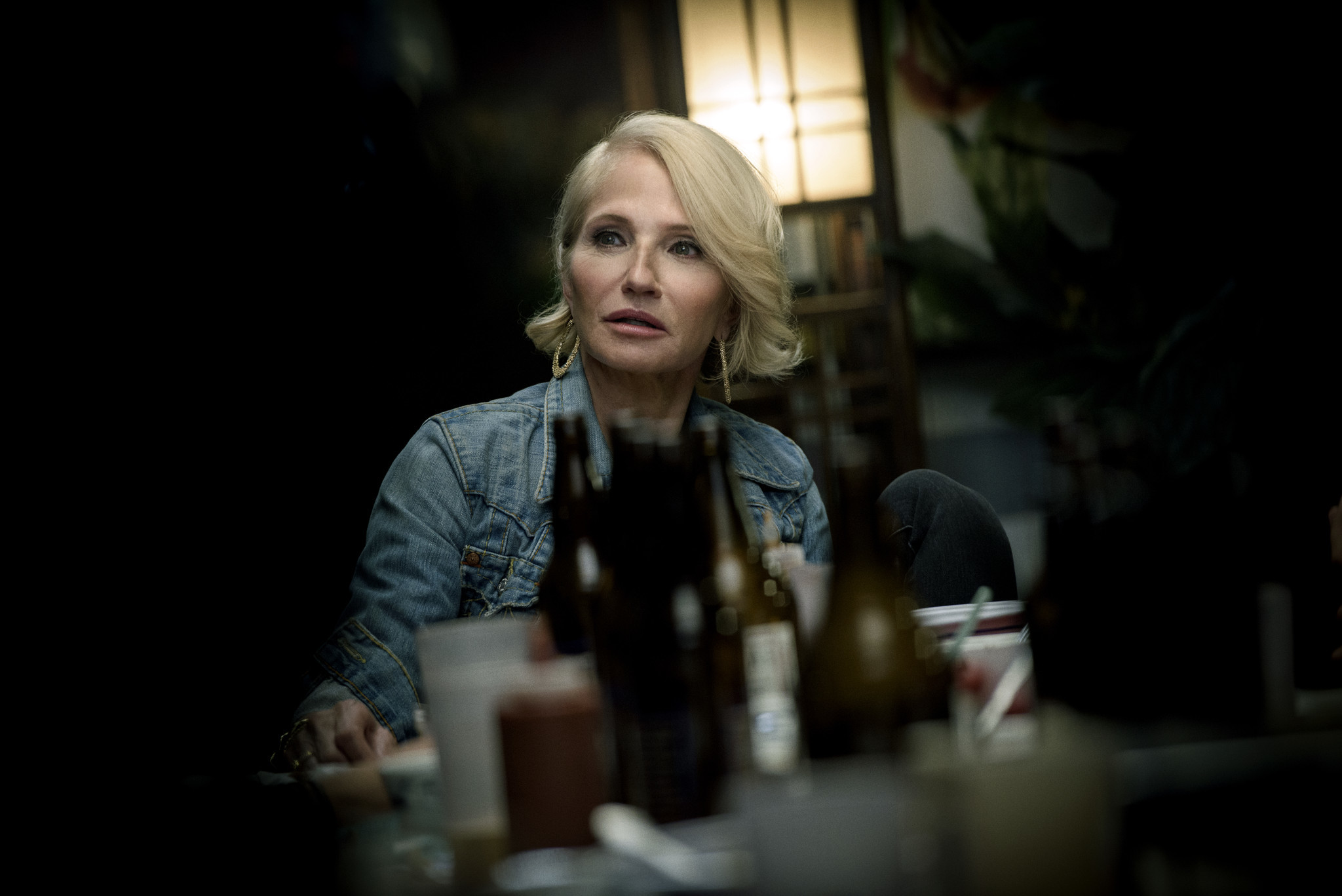 "Ellen Barkin as Janine ""Smurf"" Cody in ""Animal Kingdom."""