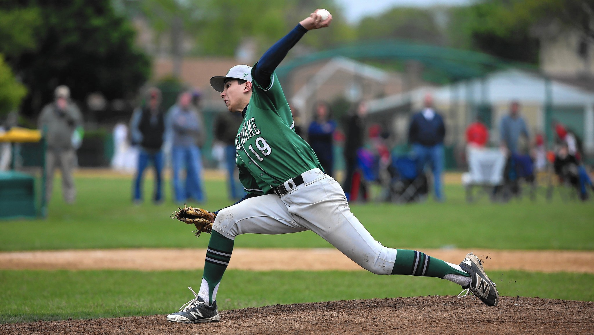IHSA looks at limit on pitches thrown in baseball - Sun ...