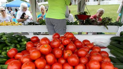 Interactive map: Farmers Markets of Hampton Roads