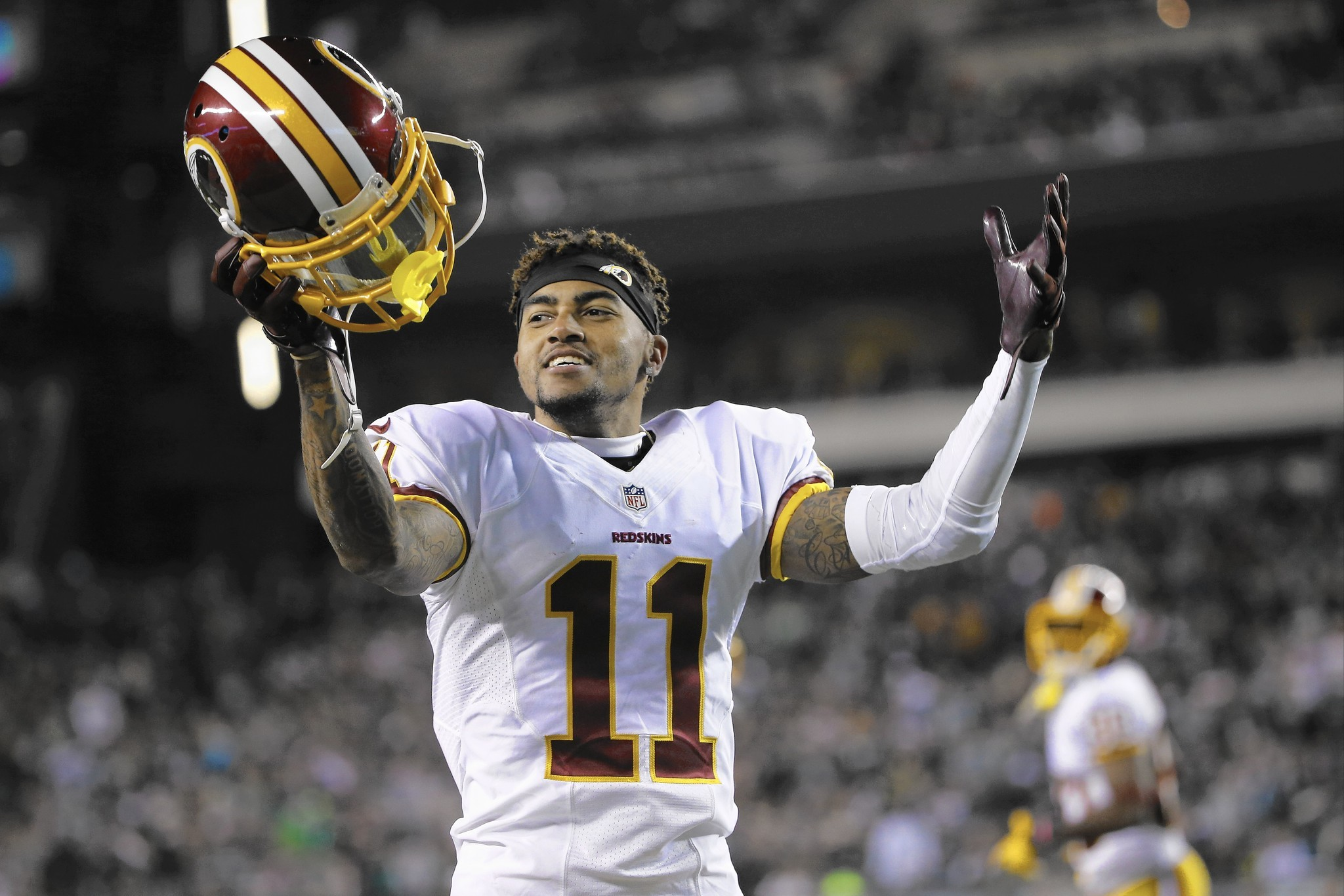 DeSean Jackson a no show at Redskins 1st voluntary OTAs The