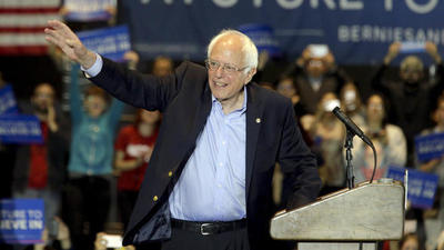 From one old man to another: Bernie Sanders, it's time to go home