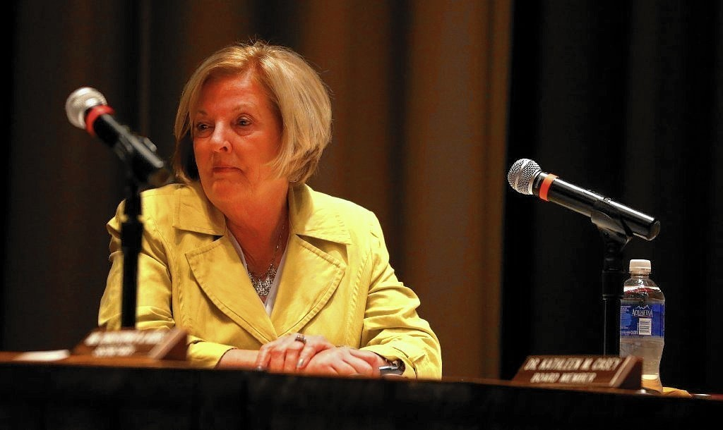 Lincoln Way Board Member Kathleen Casey Resigns Daily