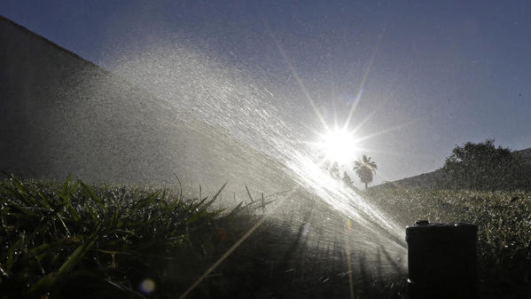 House rejects bid to strip California water provision from appropriations bill
