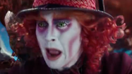 'Alice Through the Looking Glass' is pretty, but that's about it