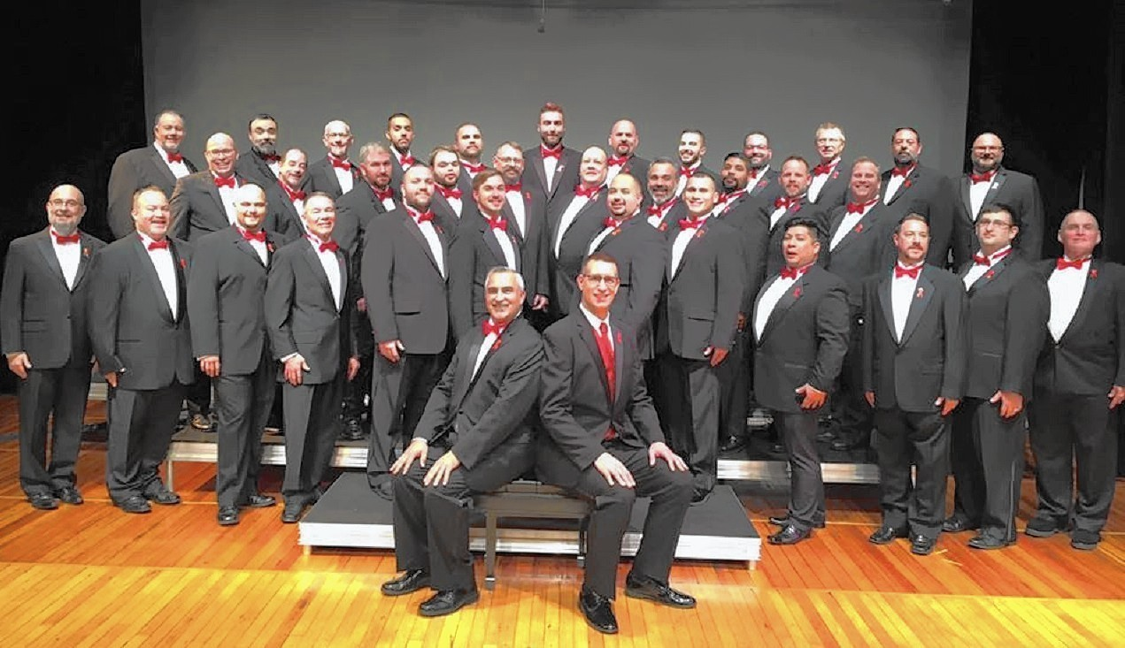 from Benson atlaanta gay mens choir