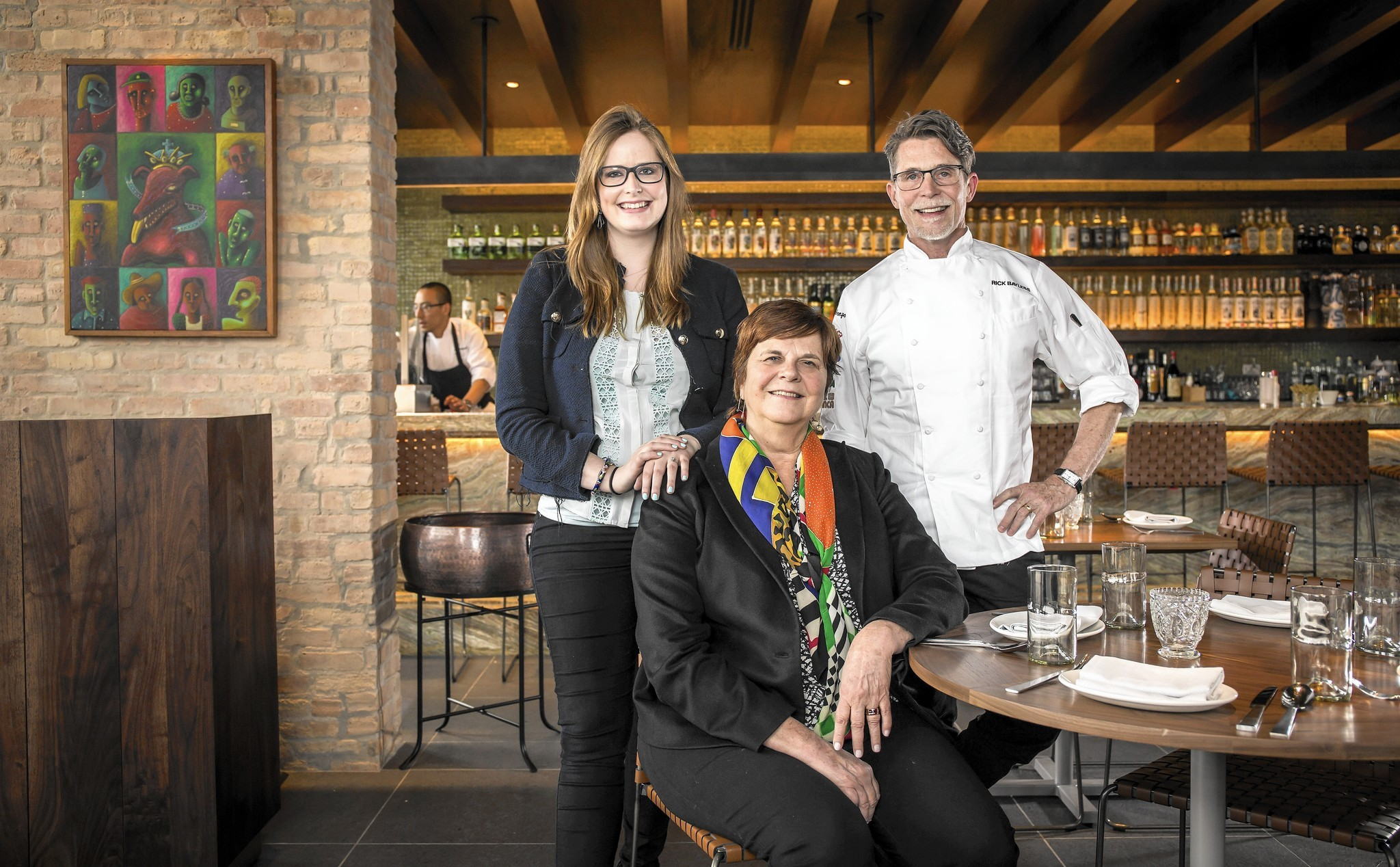 Le 241 A Brava Shows A Different Side Of Mexican Cuisine Says Rick Bayless Chicago Tribune