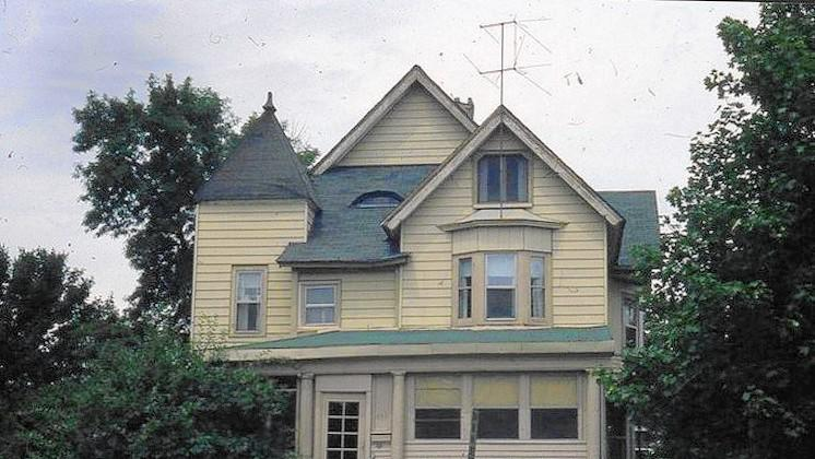 Elgin home in 1980s