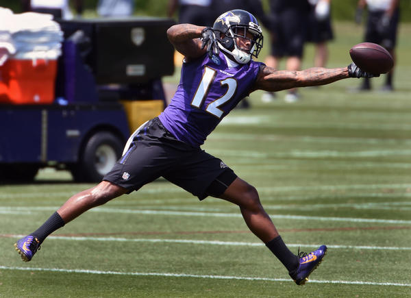 Observations from Ravens OTAs