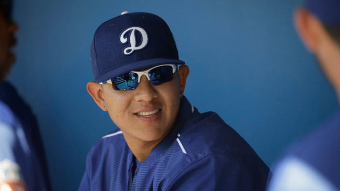 Julio Urias, 19, will make his Dodgers debut Friday and it could be the start of something really big