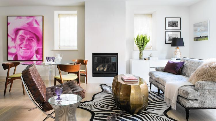 Millennial decor high style low budget chicago tribune for The design home