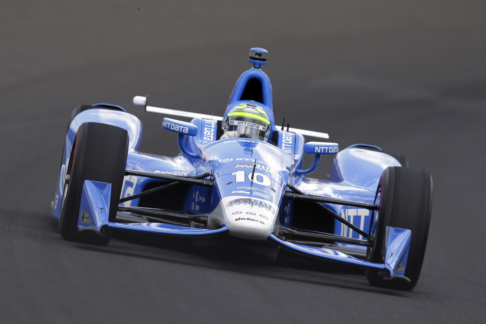 Tony Kanaan Fastest In Final Practice For 100th Indy 500
