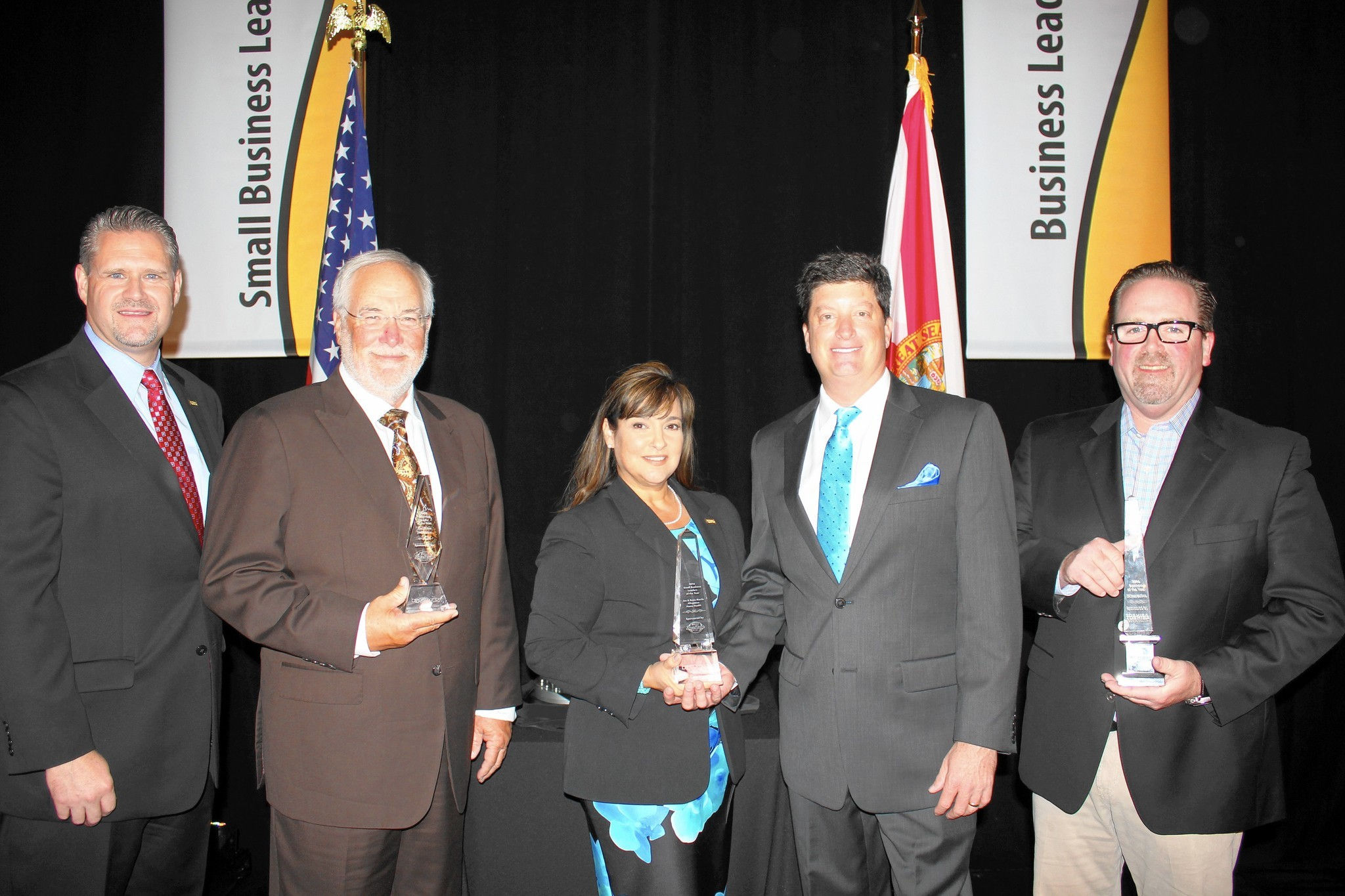 Boca Chamber honors businesses Sun Sentinel