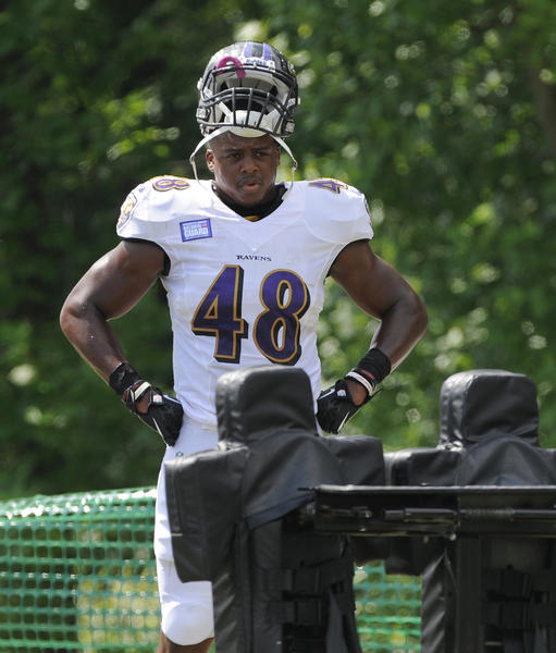 Ex-Raven Brandon Copeland relishes chance to give back to Baltimore