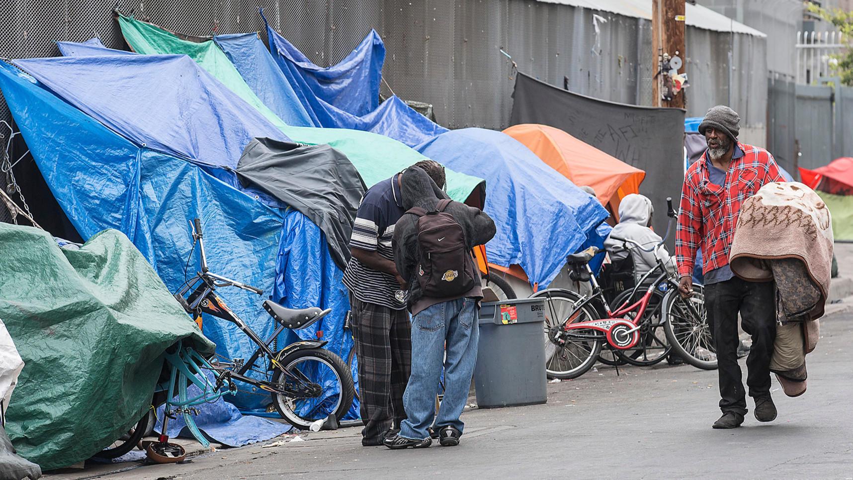 Αποτέλεσμα εικόνας για homeless los angeles