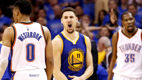 Warriors come through on the road to force Game 7 with Thunder