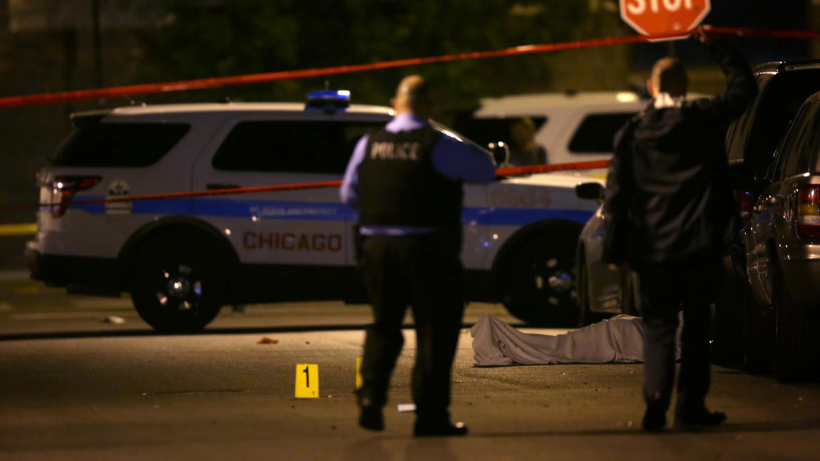 Chicago's Memorial Day weekend violence