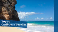 Top 10 Caribbean beaches