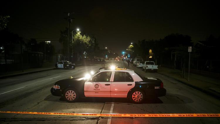 LAPD shooting