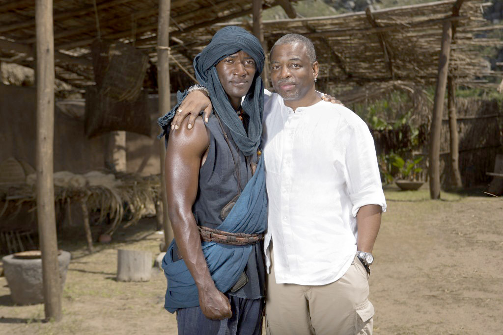 Did you know O.J. Simpson and these other celebrities were in the original 'Roots'?